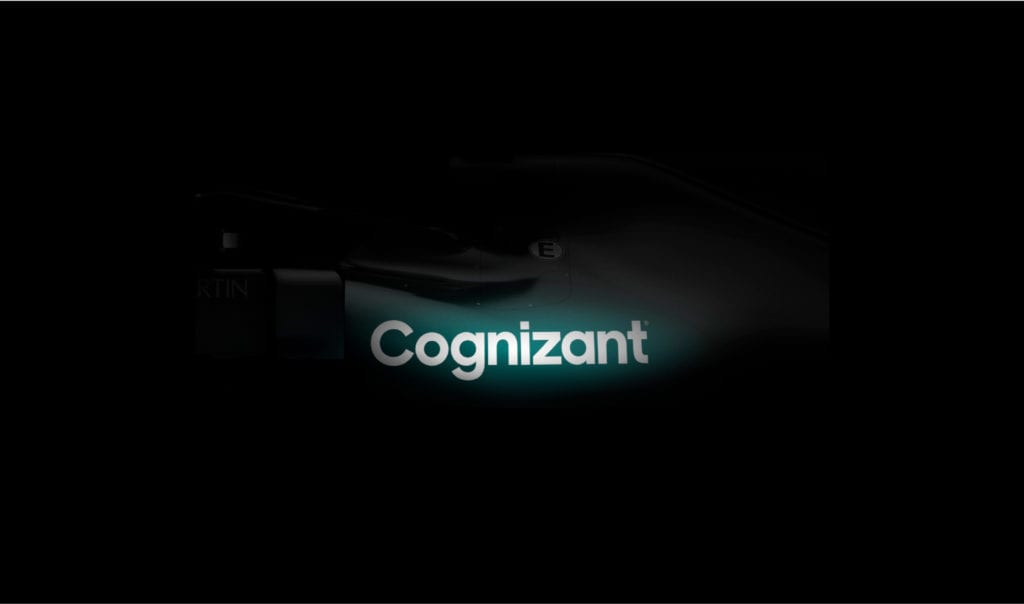 Aston Martin Green Cognizant Announcement 2021