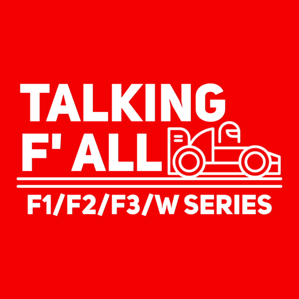 Talking F All Logo
